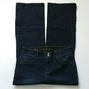Lane Bryant Blue Denim Jeans T3